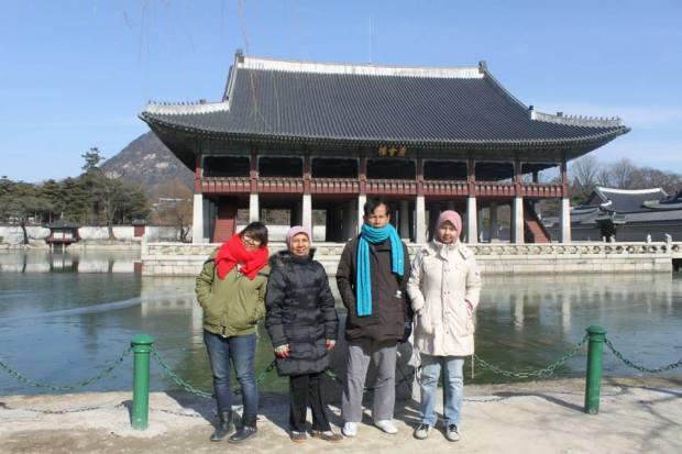 korea keluarga